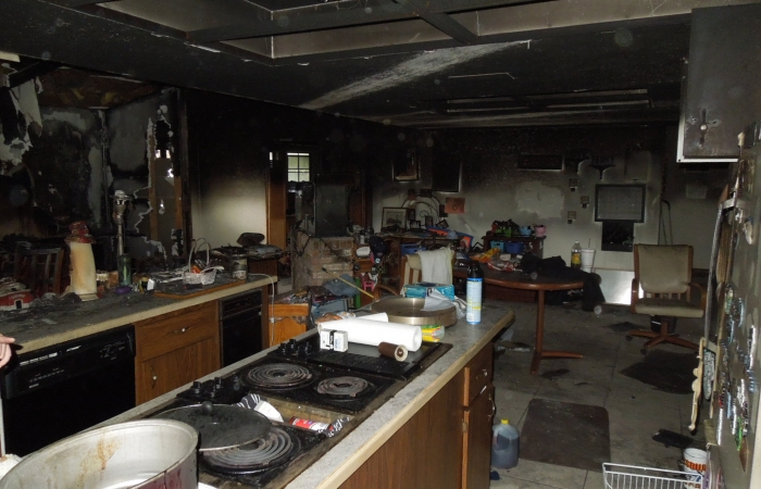 Summerfield Florida fire damage claim victim assisted by Claim Concepts public adjusters
