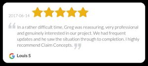 Florida Public Adjuster review 5 star in North Palm Beach